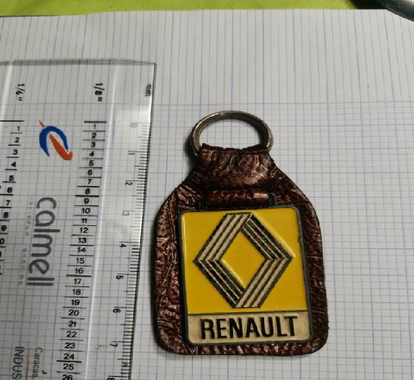 Llavero renault