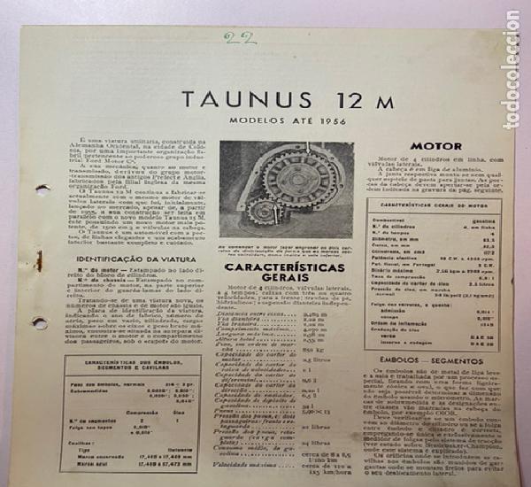 Manual de taller práctico taunos 12 m hasta 1956