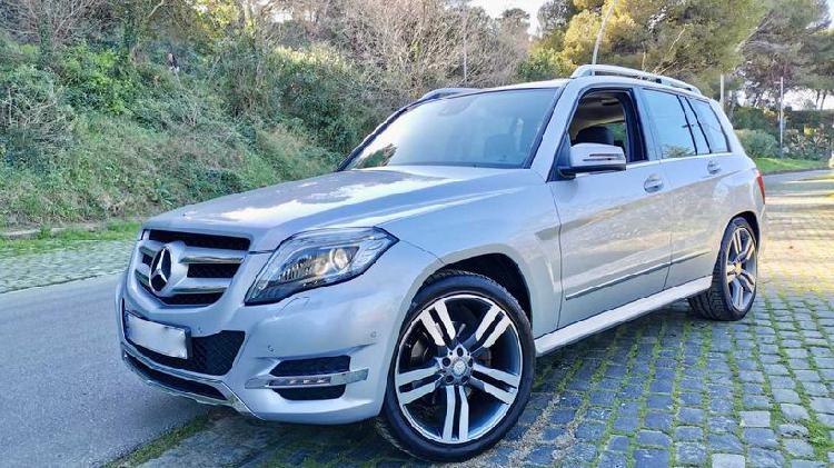 Mercedes-benz clase glk 220cdi be 4m aut.