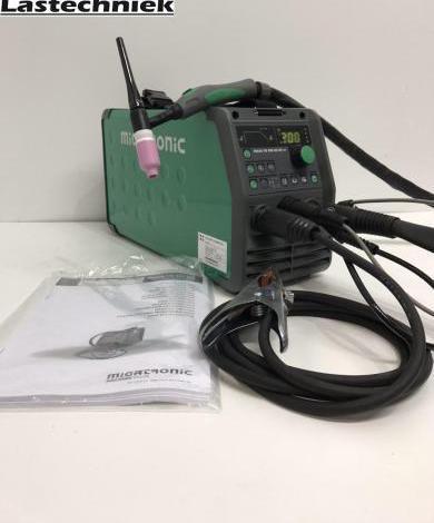 Migatronic focus 200 tig ac/dc pulso maquina de soldar