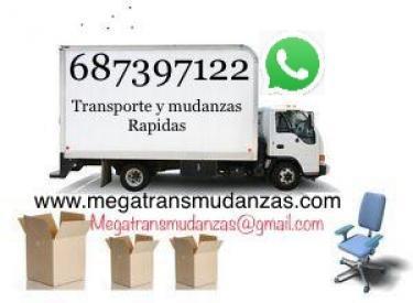 Mudanzas transportes en cataluña