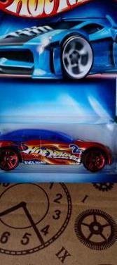 Pontiac rageous. track aces. 2004