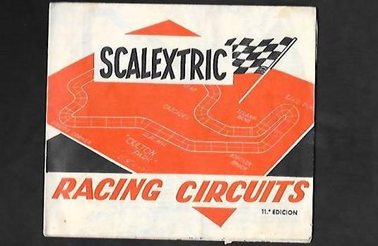 Racing circuits 11ª edicion de scalextric