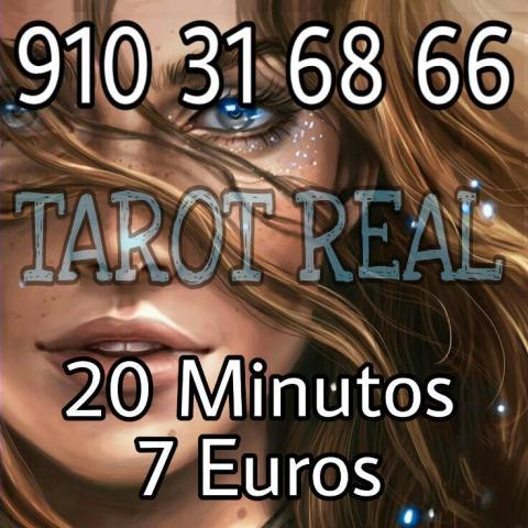 Respuestas claras y rápidas tarot real 20 minutos 7 euros.