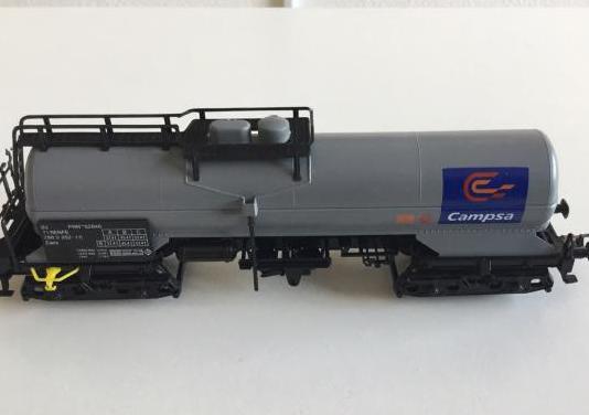 "Vagon cisterna escala h0 ho""campsa"""