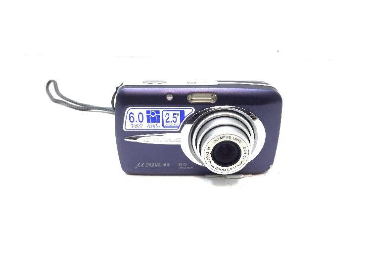 Camara digital compacta olympus m digital 600