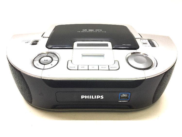 Radio cd cassette philips az1832b/12