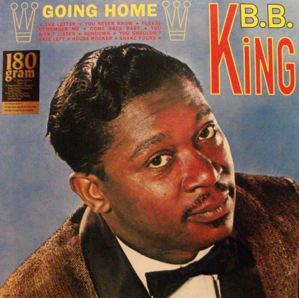 B.b. king going home vinilo 180 gramos