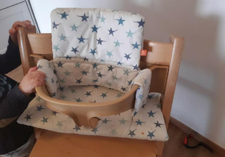 Baby set trona stokke