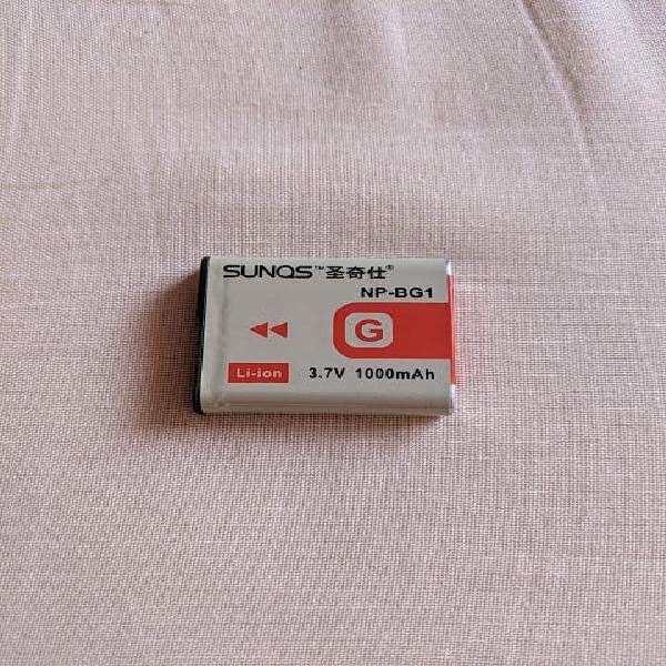 Batería compatible sony cyber-shot