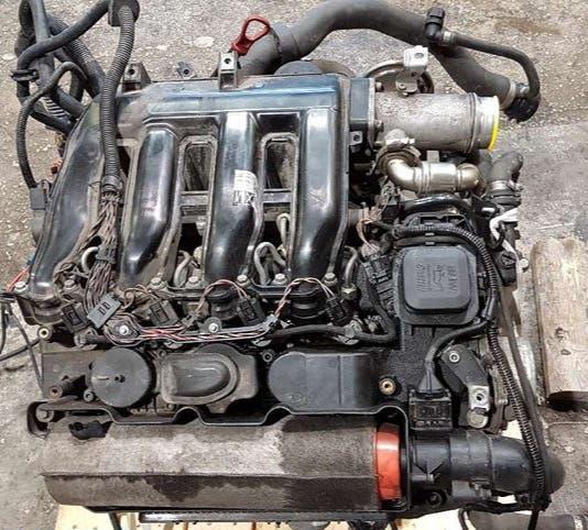 Bmw motor m47