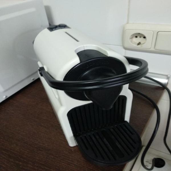 Cafetera nespreso capsulas krups