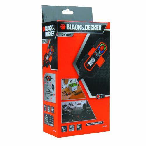 Cargador de bateria black & decker