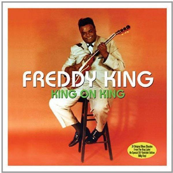 Freddy king king on king doble vinilo