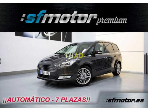 Ford galaxy 2.0 tdci biturbo 210cv titanium auto 7 plazas