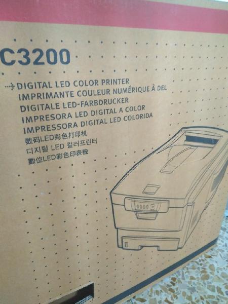 Impresora oki laser c3200