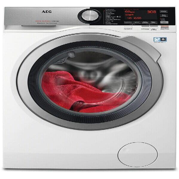 Lavadora secadora aeg 8000 serie
