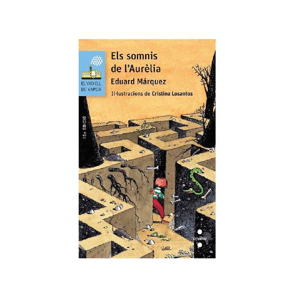 "Libre ""els somnis de l'aurèlia"" eduard márquez"