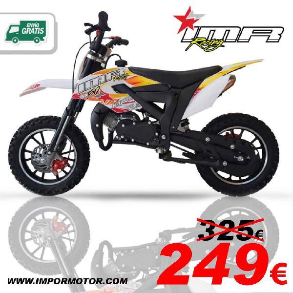Minicross 50cc imr ¡¡oferta!!
