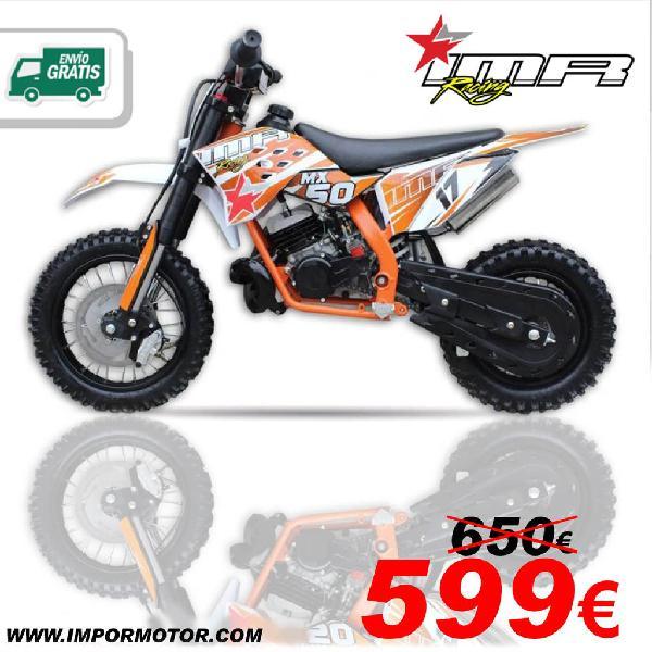 Minicross mx50 9cv ¡oferta!