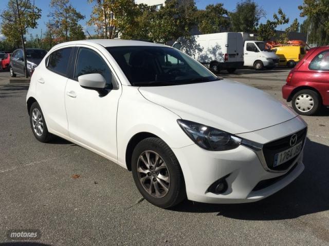 Mazda mazda2 style conf 90cv de 2016 con 92.000 km por 8.500