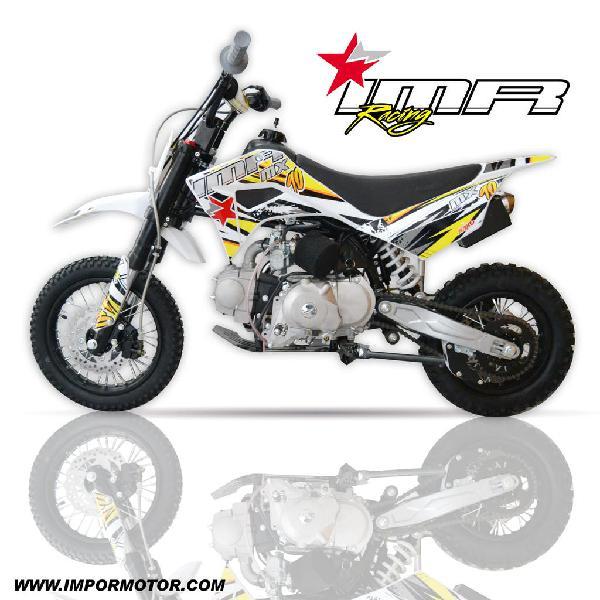 Pit bike cross imr modelo mx 90