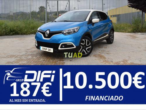 Renault captur 1.5 dci 90cv zen