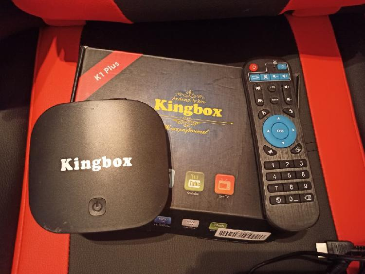 Tv box 4k - smarttv - android