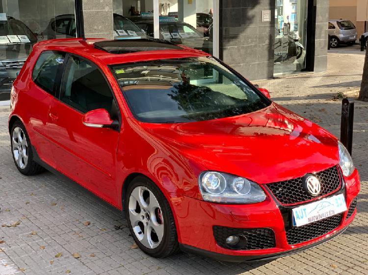 Volkswagen golf gt sport tsi 2008