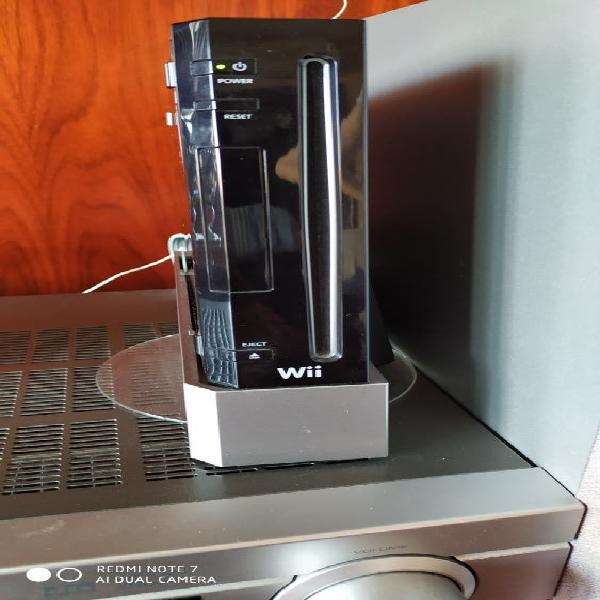 Wii con accesorios