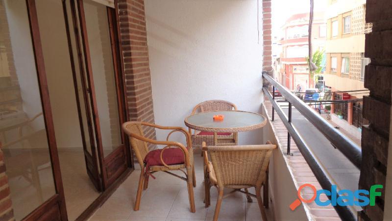 Apartamento a 500 metros de la Playa de Acequión, Torrevieja