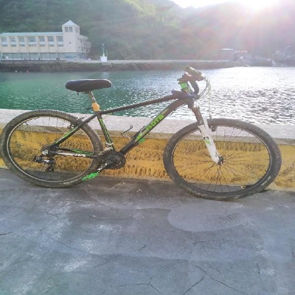 Bicicleta dtb