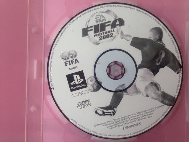Juego psx fifa 2002 cambio