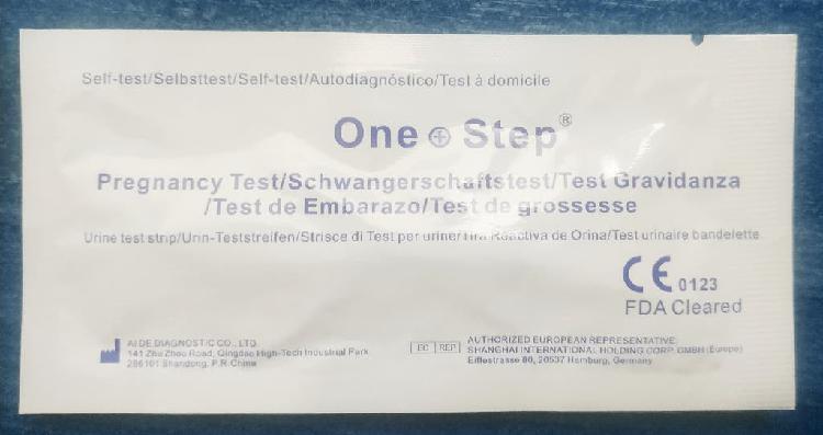 Test embarazo ultrasensible