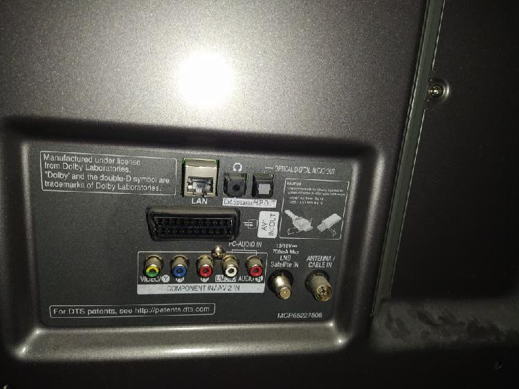 Tv led lg 47 pulgadas smart tv