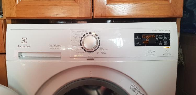 Vendo lavadora secadora electrolux