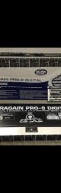 Behringer ultragain pro 8 dig