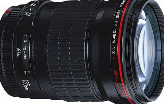 Canon ef 135 mm f2 l usm