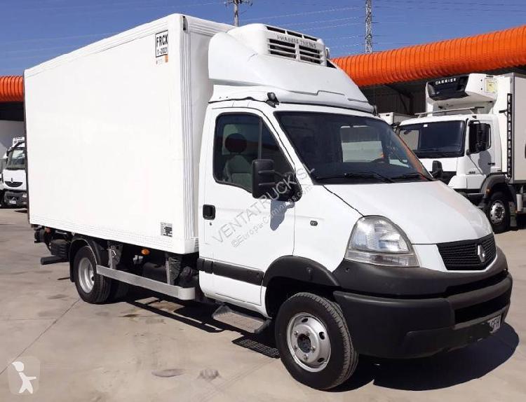 Camión renault frigorífico mascott 150 4x2 euro 4 usado