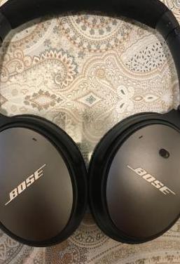 Cascos de música bosé, mod qc25