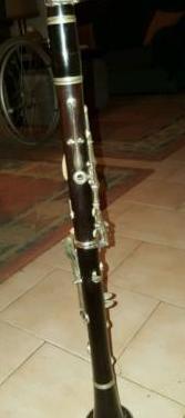 Clarinete años 40/50