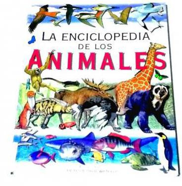 La enciclopedia de los animales.