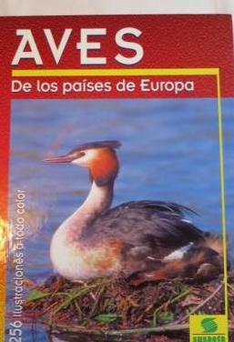Libro aves de los países de europa