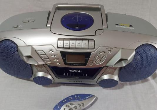 Radio casette cd mx onda