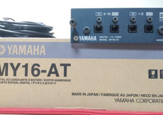 Yamaha my16at