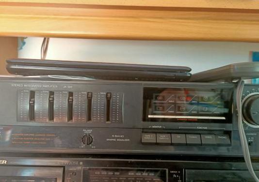 Amplificador sanyo ja388