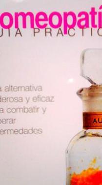 Libro homeopatía