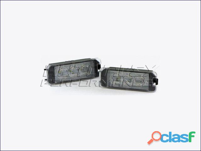 Luces Matricula LED Volkswagen
