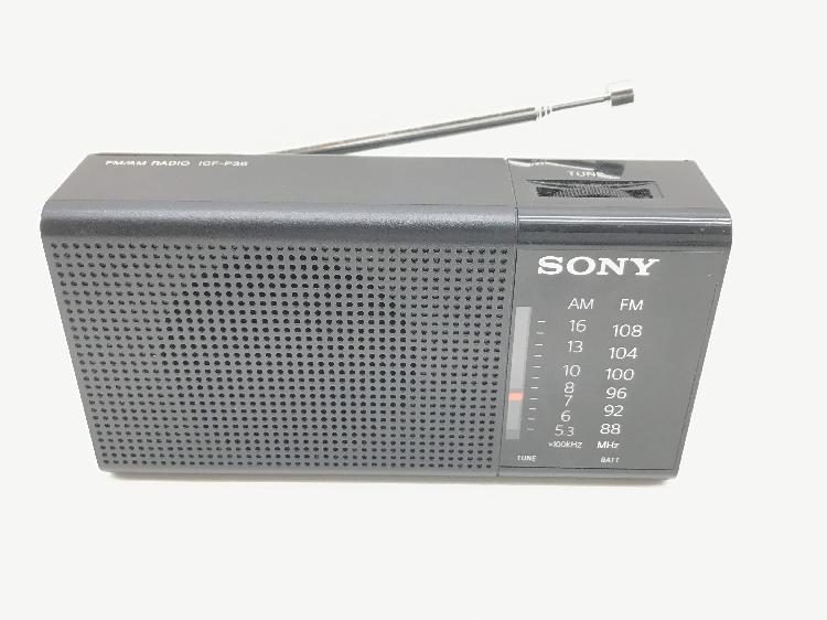 Radio portatil sony icf-p36