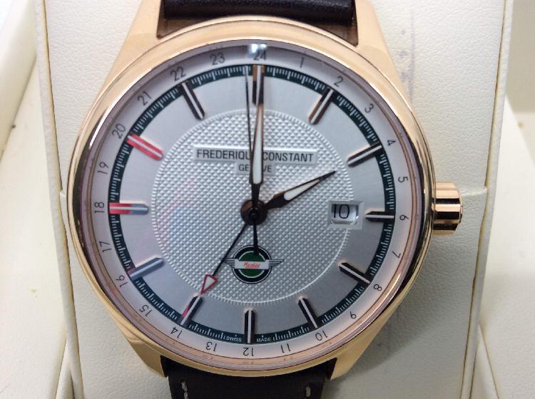 Reloj alta gama caballero frederique constant healey limited